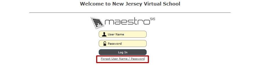 maestro-login-page